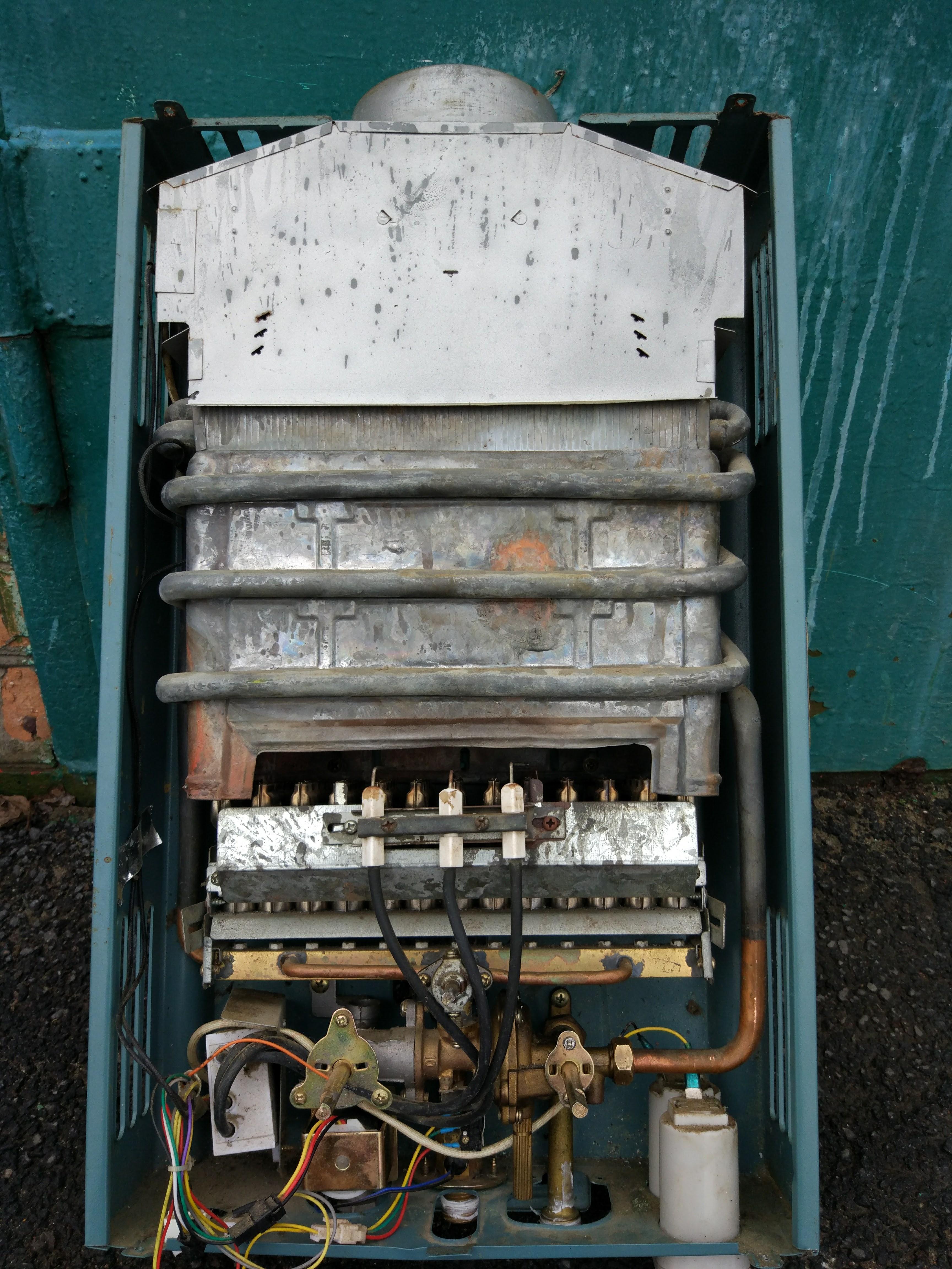 Фото Ремонт газовых котлов, колонок 4