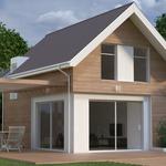 3D визуализация, беседок, террас, садовых домиков и других арх. форм