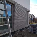 Оздоблення фасадів  клінкерною плиткою