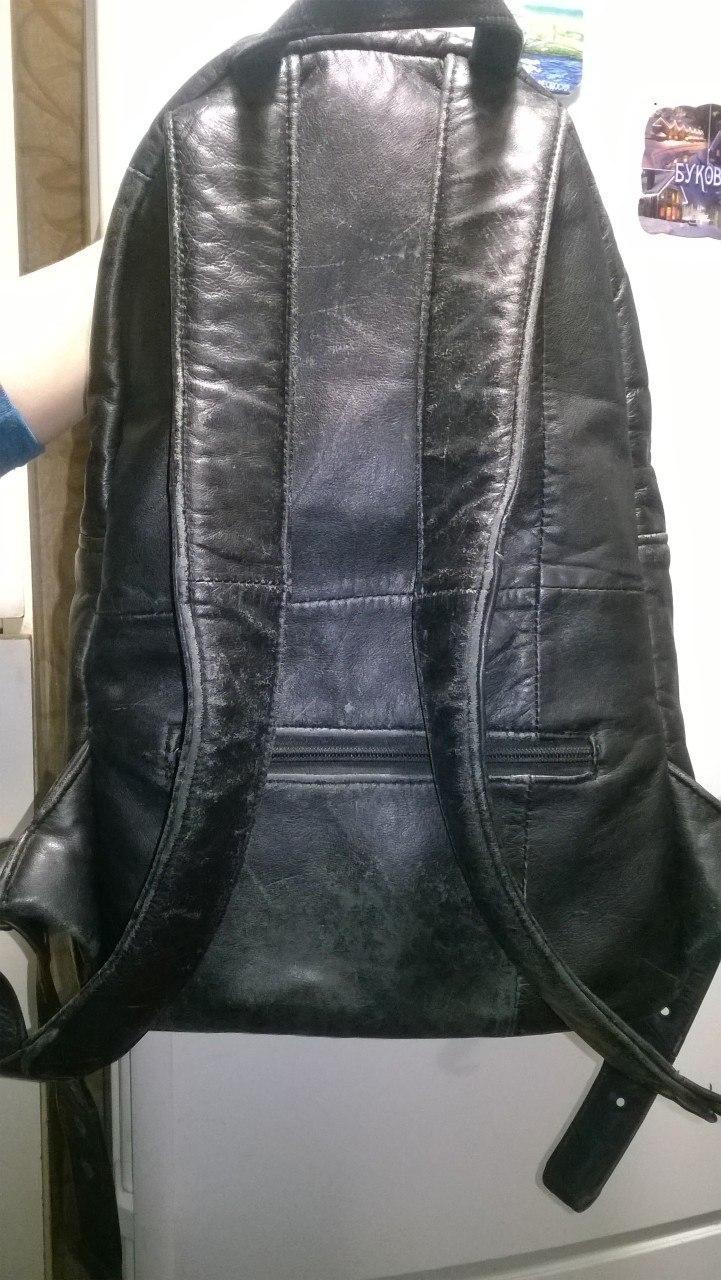 Фото Реставрация кожаных сумок,рюкзаков  1