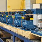 Производим ремонт промышленных холодильных компрессоров Frascold
