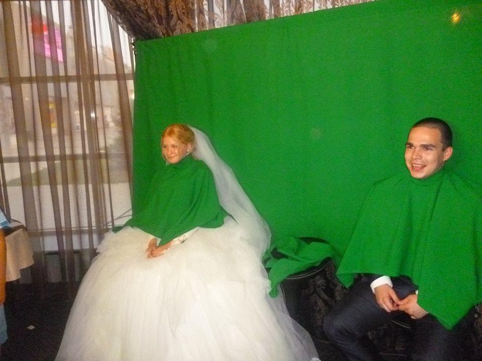 """Фото Студия """"Танцующие головы"""" для развлечения гостей мероприятия 4"""