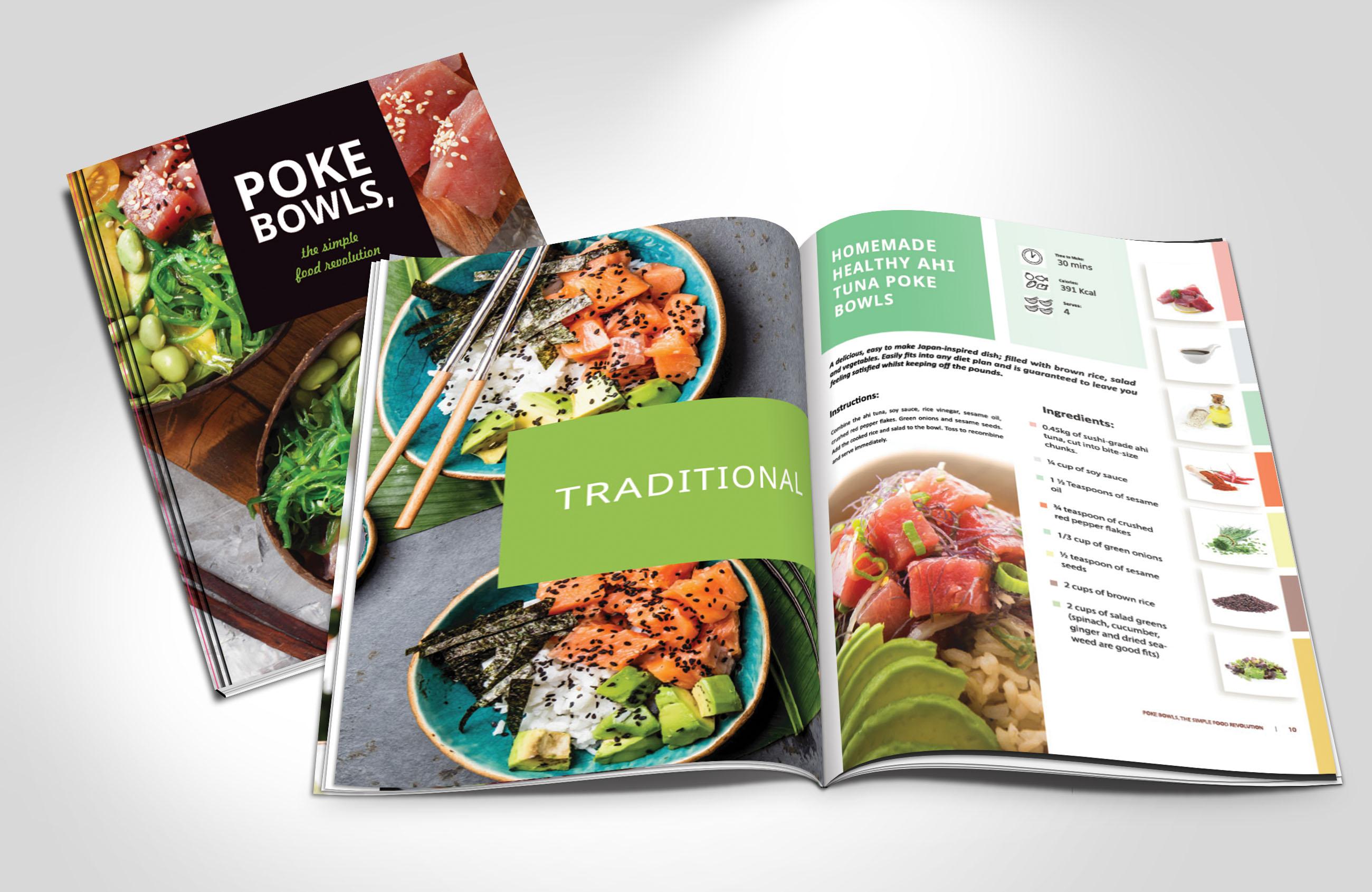 Фото Дизайн обложки и верстка страниц журнала.