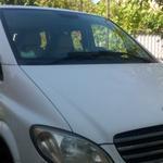 Предоставляю услуги для обслуживания VIP пассажиров на микроавтобусе Мерседес Вито, 7 мест.
