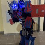Робот Аниматор Трансформер Оптимус Прайм