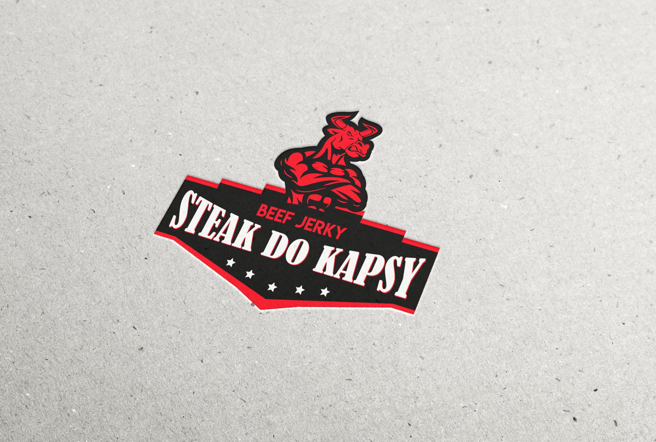 Фото Логотип для компании по производству мясных снеков