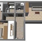 Технический дизайн (перепланировка, мебель, сантехника и электрика)