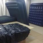 Ремонт надувной кровати INTEX
