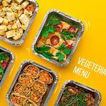 Вегетарианское меню - пробный день