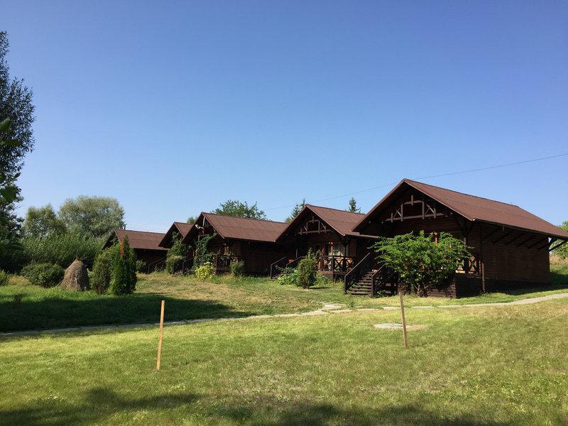Фото Деревянные дома из профилированного бруса