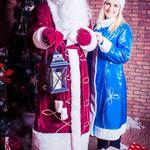 Дед Мороз и Снегурочка на дом, утренник, корпоратив