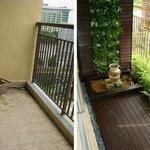 """Ремонт балкона """"під ключ"""". Дизайн + повний контроль на кожному етапі."""