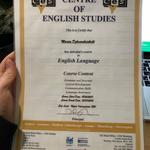 Онлайн занятия по английскому языку