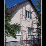 Утепление фасадов, внутренняя и наружная отделка помещений