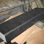 Производство и укладка гранитного бордюра