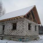 Cтроительство  домов  от фундамента до крыши из газоблока