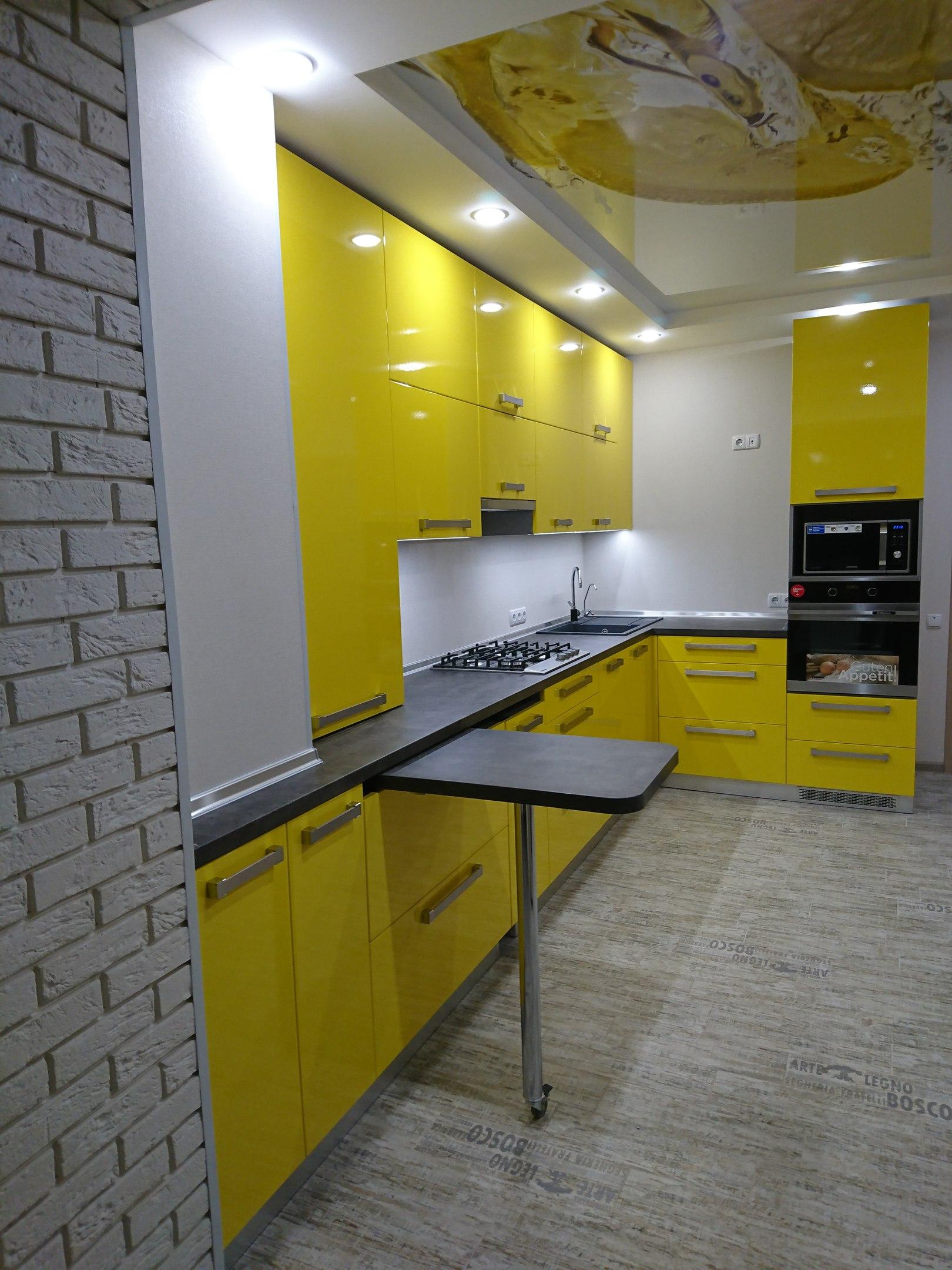 Фото Сборка кухонь под заказ 1