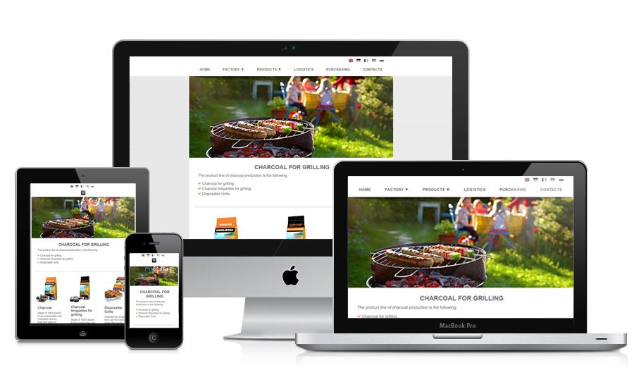 Фото Сайты для творческих людей и коллективов 2