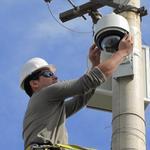 Монтаж систем видеонаблюдения и спутникового телевидения