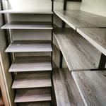 Модульная гардеробная система , гардероб, гардеробная комната