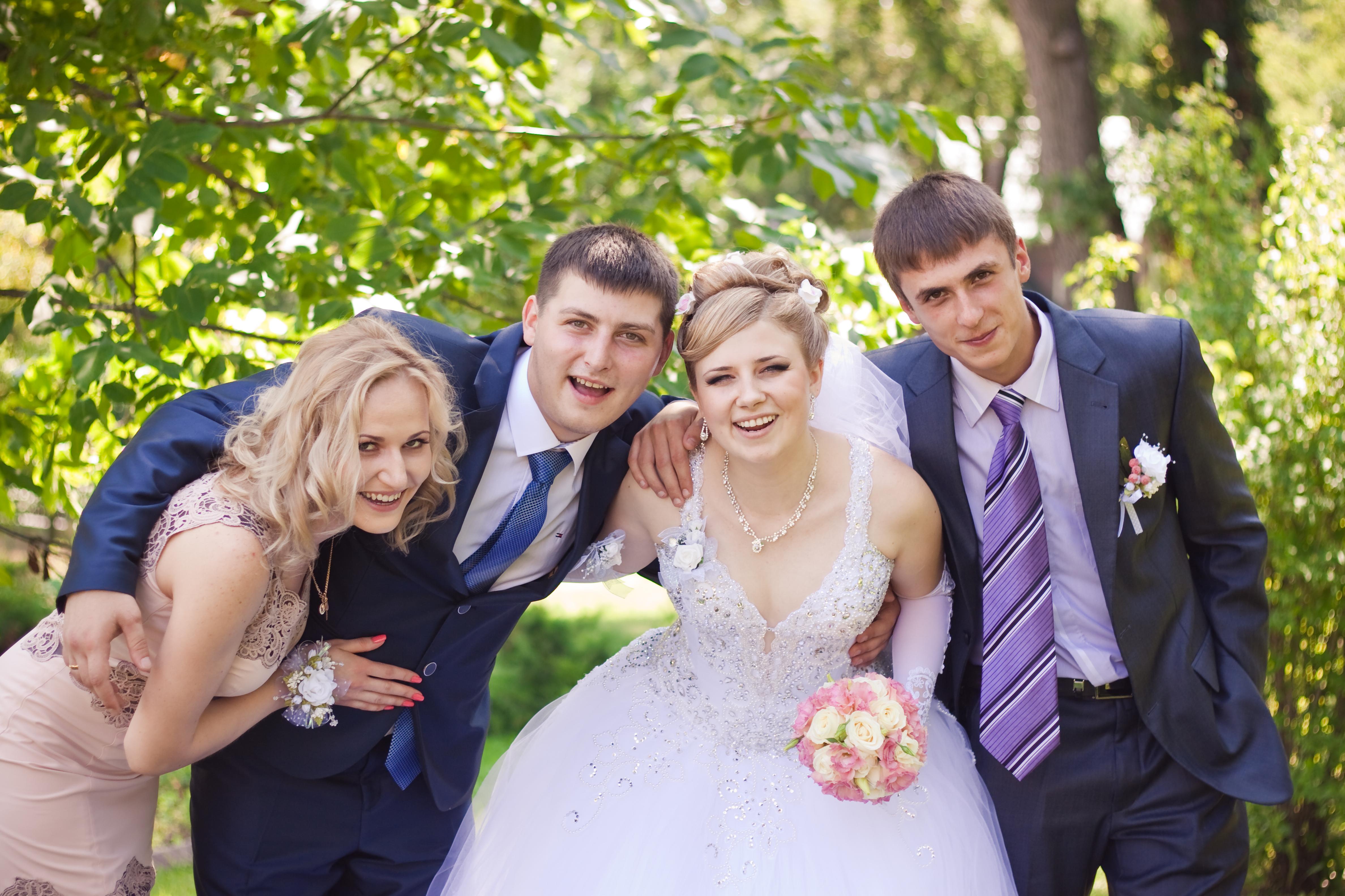 Фото Профессиональный фотограф на свадьбу  4