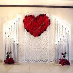 Фотозона на День Валентина