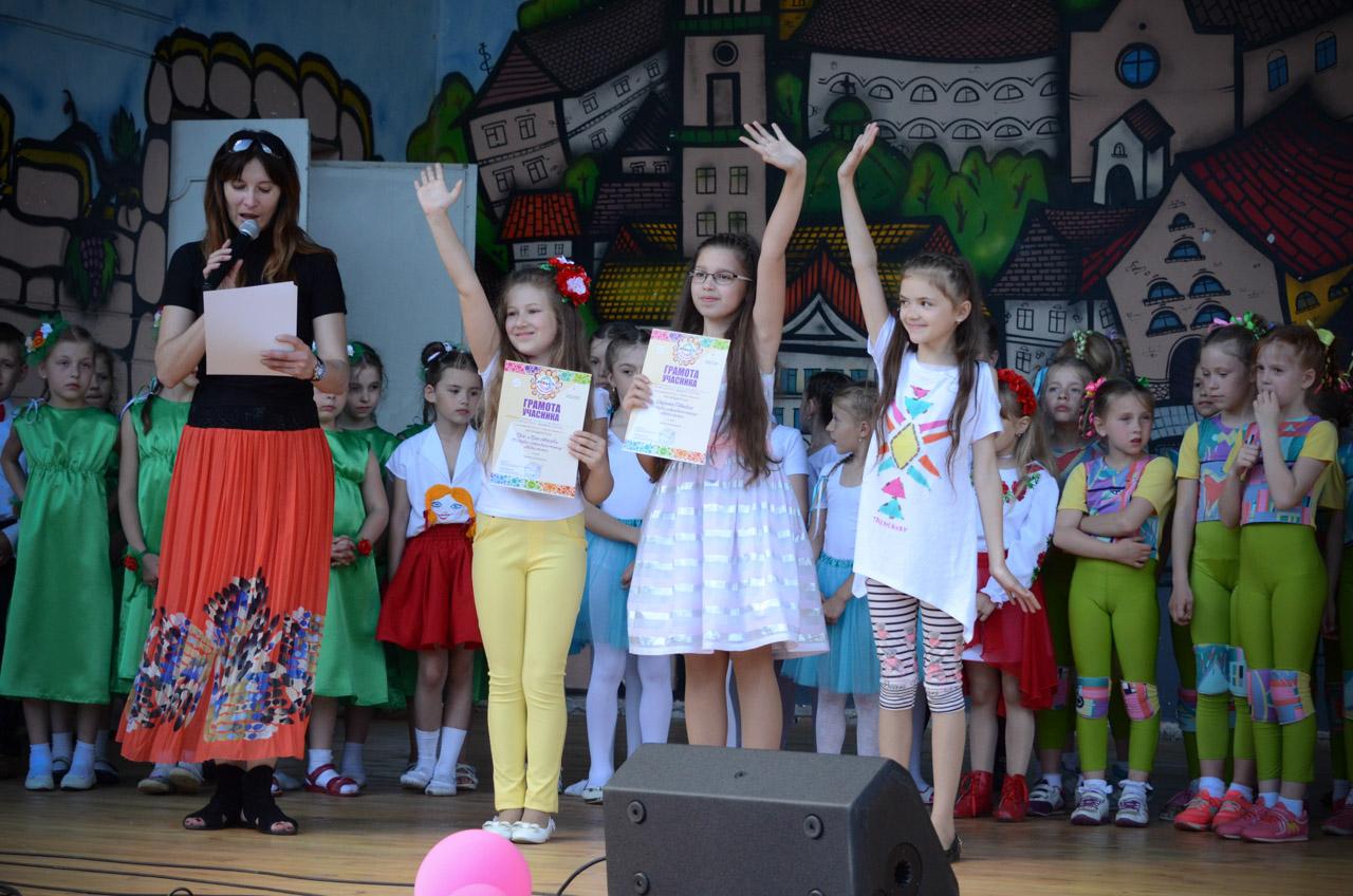Фото Репортаж с детского фестиваля