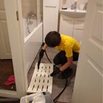 Уборка квартиры с парогенератором