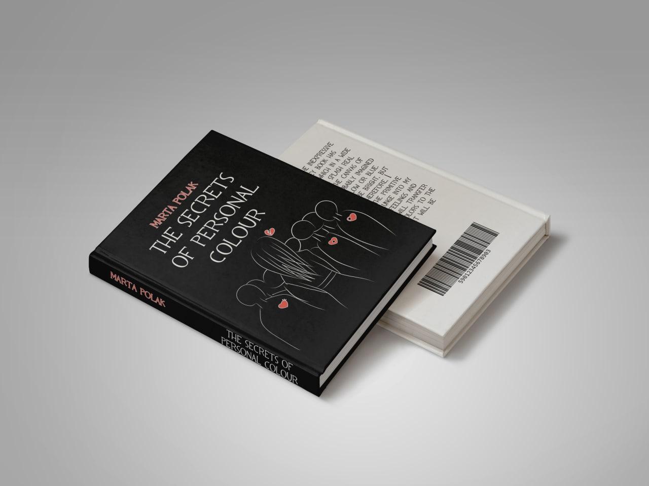 Фото Дизайн книги с помощью Adobe Photoshop и Ibis Paint X, потрачено 2 дня