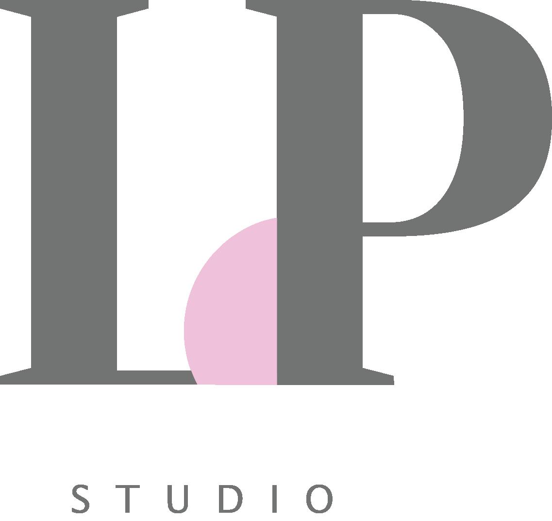 """Фото Логотип киевской студии лазерной эпиляции """"LP"""""""