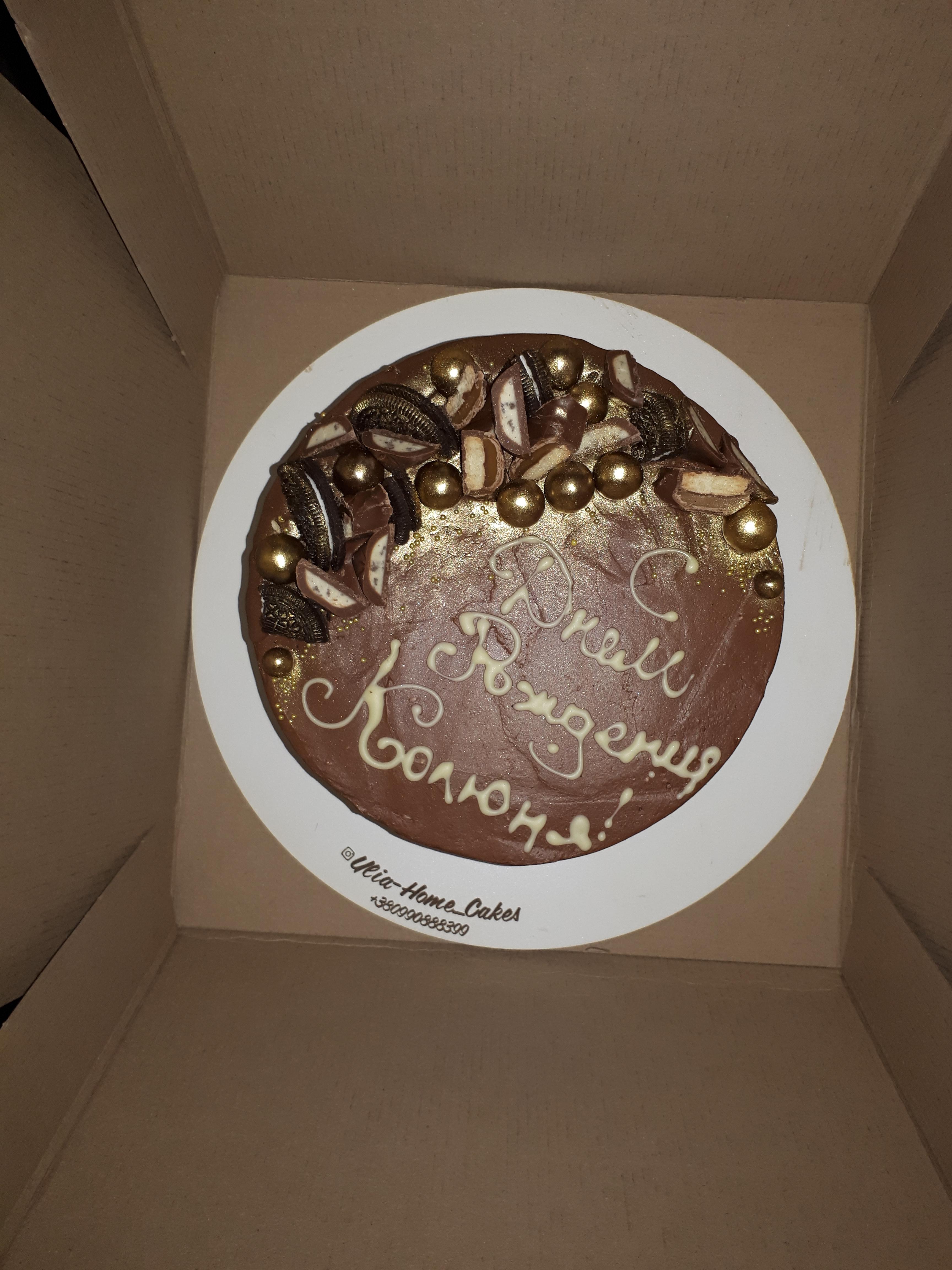 Фото Доставка торта