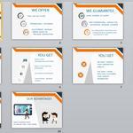 Создам стильную и продающую презентацию