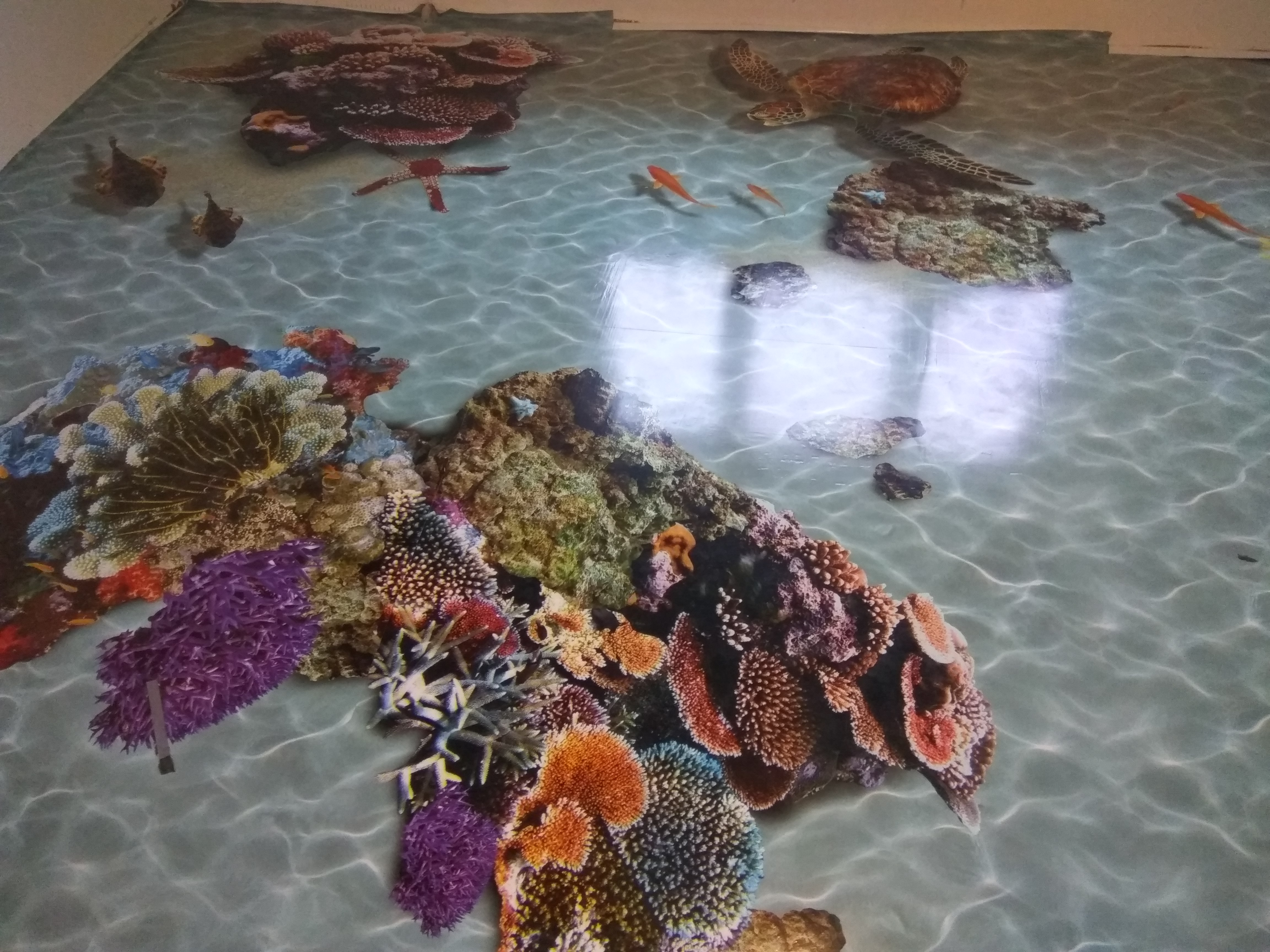 Фото Наливные и 3D полы 1