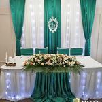 Оформление свадьбы и украшение зала . Фотозона в Подарок!