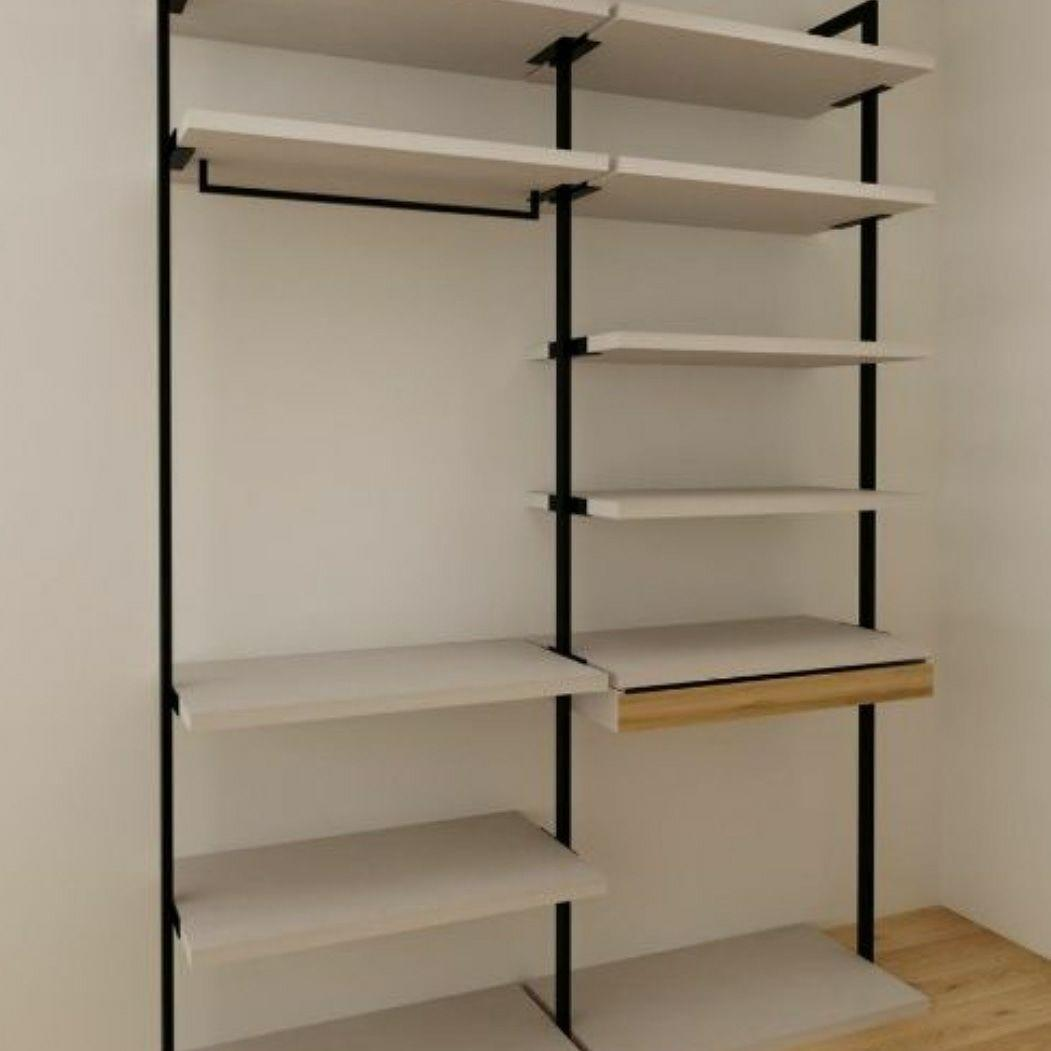 Фото Модульная гардеробная система , гардероб, гардеробная комната 2