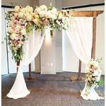 Выездная церемония, Свадебный Декор