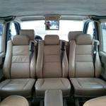 Перевозки на микроавтобусе Mercedes (6 мест)