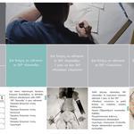 Оперативная разработка дизайна сайтов и отдельных элементов