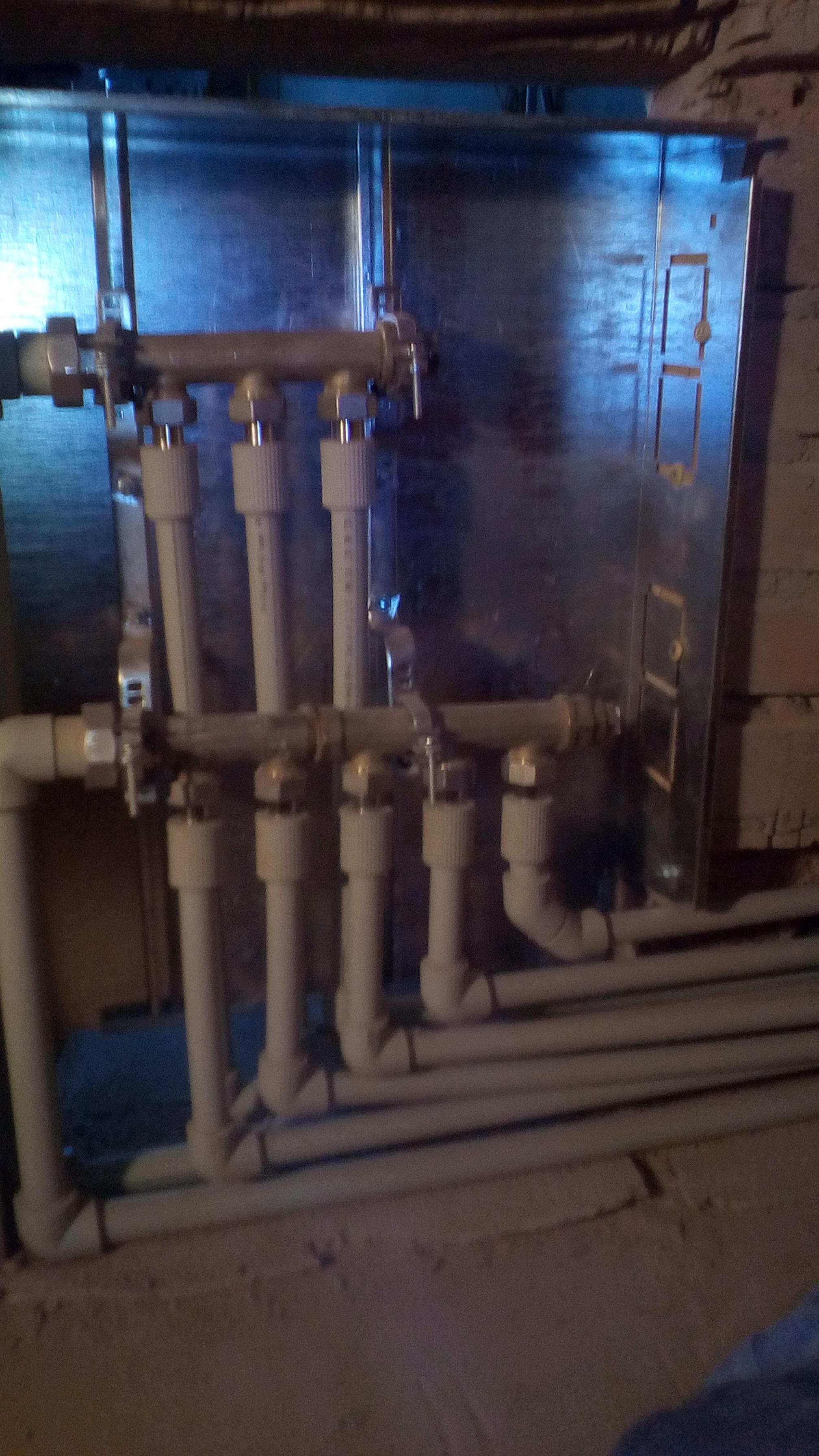 Фото монтаж водопровода в квартире 5