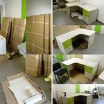 Соберу и установлю мебель в офисе / квартире