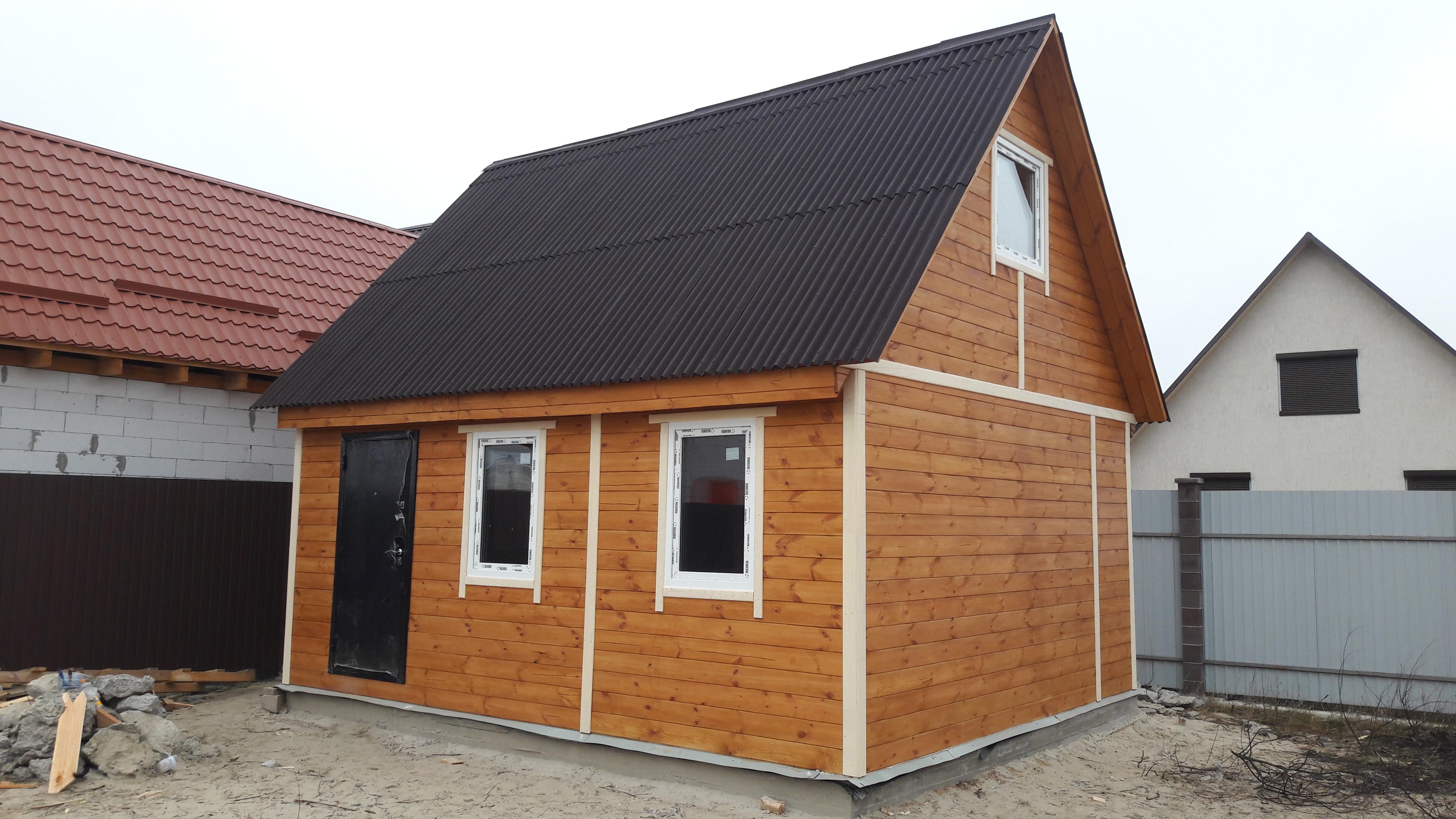 Фото Изготовление и монтаж деревянно-каркасных домов.