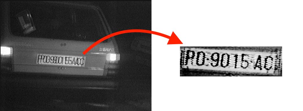Фото Послуга відновлення дуже складних відео та зображень, коли не видно майже нічого, а інформація вкрай важлива. Темні, з великою кількістю шумів, відео з камер спостереження, з розмиттям від руху та від невдало наведеного фокусу.