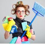 Уборка квартир, домов и приусадебных участков