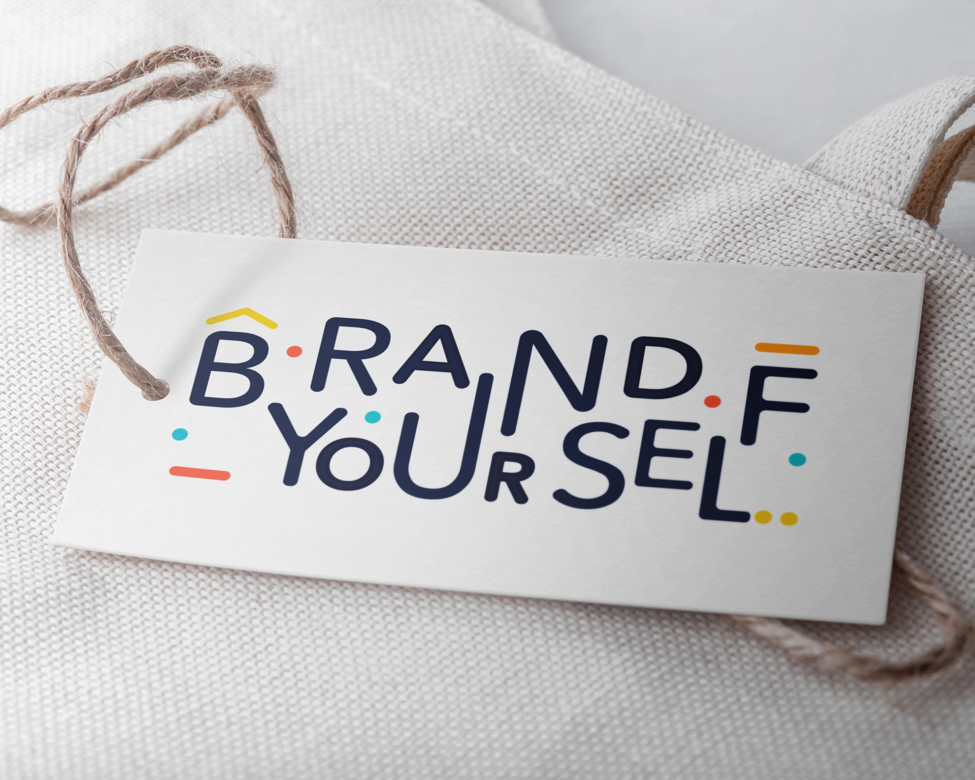 """Фото Логотип для молодежного бренда одежды """"Brand Yourself"""""""" (Харьков)"""