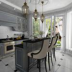 Разработка дизайн-проекта жилого помещения
