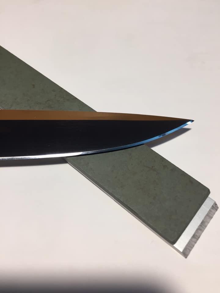 Фото Качественная заточка ножей: кухонных,складных, EDC и т.д 1