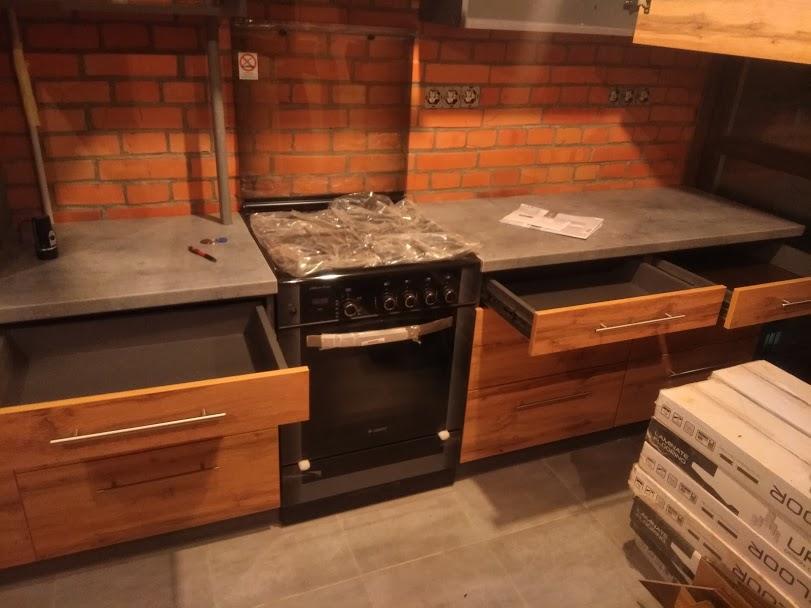 Фото Кухня под заказ