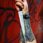Ручная заточка любых ножей от кухонных  японских одностороних,до охотничьих, филейная, обычная. Восстоновление реж крон