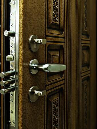 Фото Изготовления ремонт дверей  4