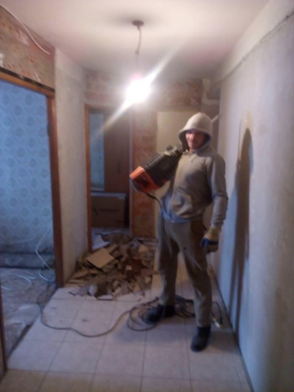 Фото Демонтажные работы в Днепре 4